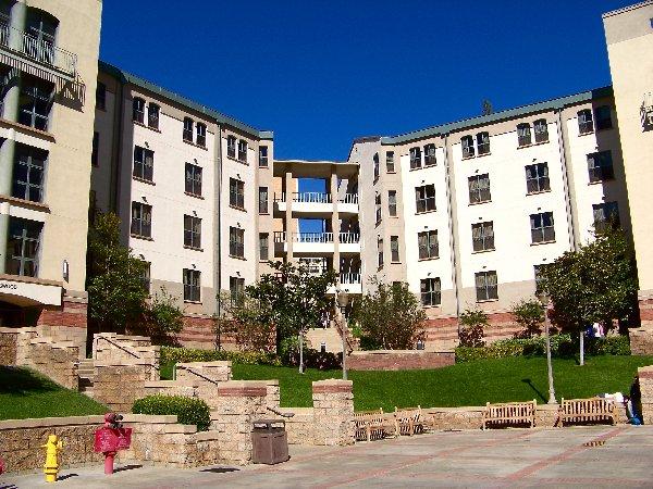 Ucla campus dorms